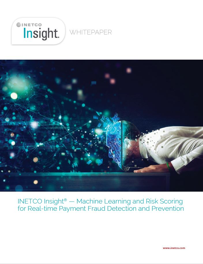 INETCO Insight Machine Learning and Risk Scoring Whitepaper